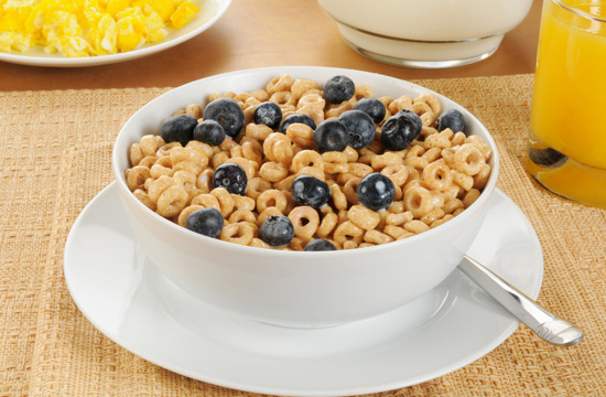 Cereal breakfast Recipe